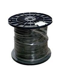 Bobina de Cable CONDUMEX UTP Cat 5E Cobre 305Mts, Negro, Para Exterior