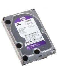 """Disco Duro WESTERN DIGITAL Purple 3.5"""" 4 TB, SATA 3, Para DVR y NVR WD30PURZ"""
