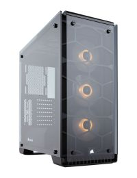 Gabinete CORSAIR CRYSTAL 570X LED RGB Sin Fuente, MT, ATX CC-9011098-WW