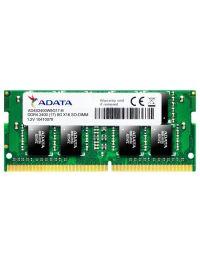 Memoria RAM ADATA SODIMM DDR4 de 8 GB PC4-19200 2400MHz Para Laptop