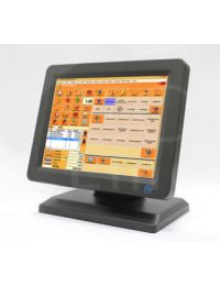 Monitor Touch Screen EC LINE EC-TS-1210 12 Pulgadas