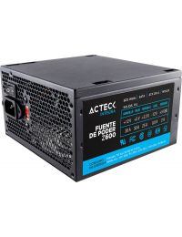 Fuente de Poder ACTECK Integra POWER-S Z-600 600w