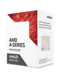 Procesador AMD A8 9600, Socket AM4, Hasta 3.4 GHz, Graficos Radeon R7