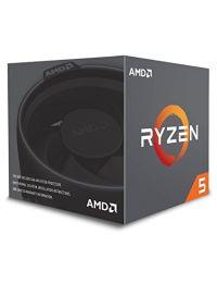 Procesador AMD Ryzen 5 2600 para Socket AM4 con Ventilador Wraith Stealth, Sin Graficos Gamer YD2600BBAFBOX