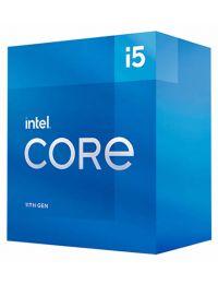 Procesador INTEL  Core i5-11400F Socket 1200 11a Gen Sin Graficos