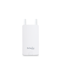 ACCES POINT/ BRIDGE ENGENIUS ALTA POTENCIA 802.11N 2.4GHZ EXTERIOR 400MLW 300MBPS (2 SMA 5DBI) POE