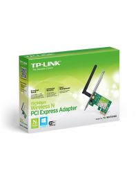 Tarjeta de Red Inalambrica TP-LINK PCI Express N 150Mbps