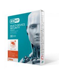 Antivirus ESET Multidivice Security V10, 2018 5 Usuarios, 1 Ano de Vigencia (Caja)