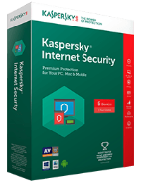 Antivirus Kaspersky Internet Security Multidispositivos 2017, 5 + 1 Usuario, 1 Ano, Caja
