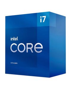 Procesador Intel Core i7-11700F Socket 1200 11a Gen Sin Graficos